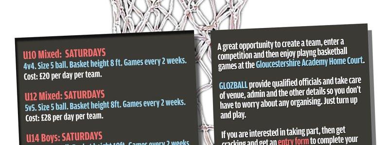 Glozball Junior Central Venue Leagues