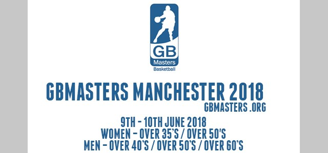 gb masters basketball manchester 2018