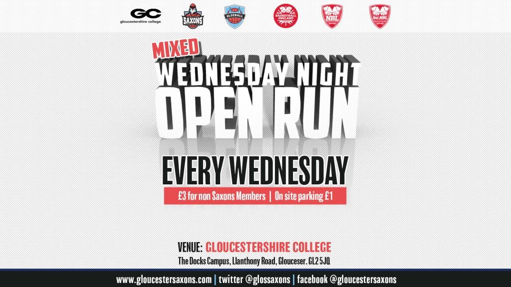 Gloscol Open Runs