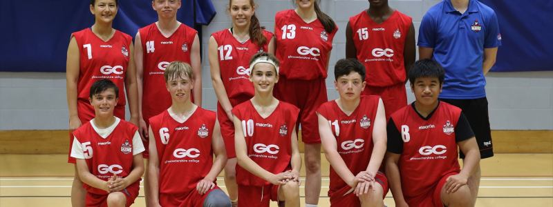 U14's back on court with a win in Ledbury