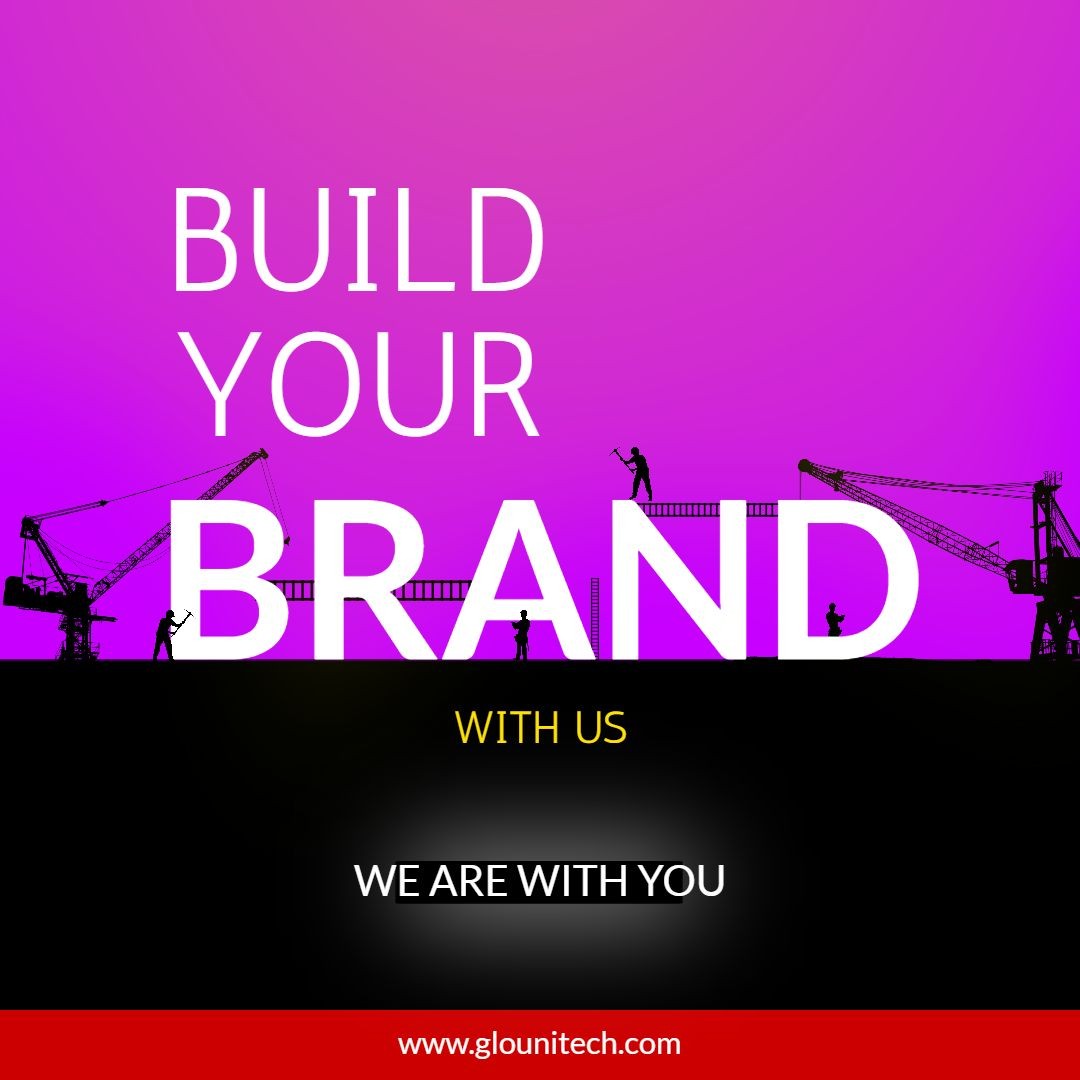 Build Your Brand With Us