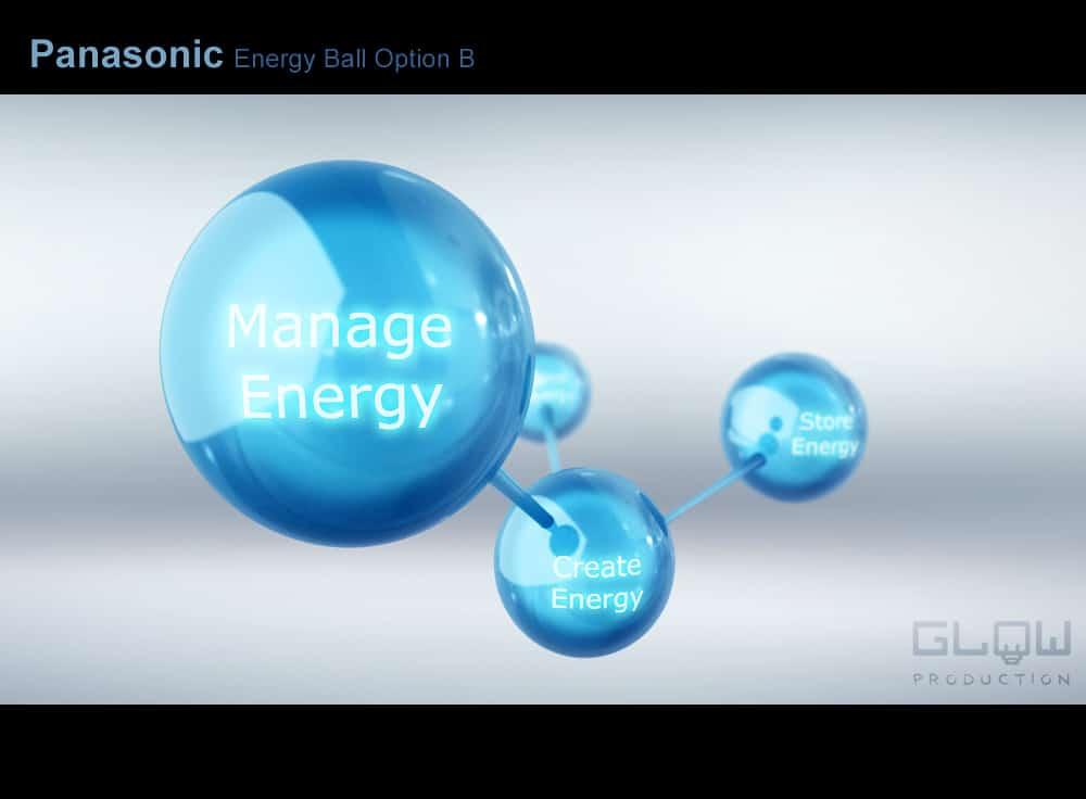 Panasonic Energy Ball option B