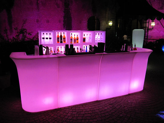 Gallery Glow Furniture Hire