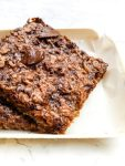 Healthy One-Bowl Chocolate Brownies