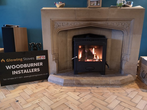 Somerset stove fitter in Ilminster, Somerset