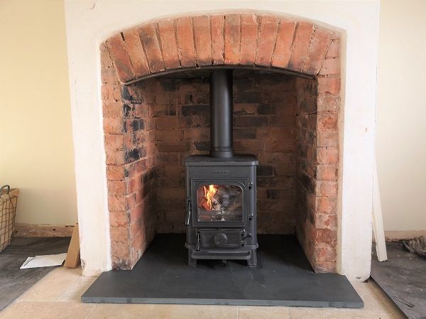 Hetas Stove Installer in Milverton, Somerset