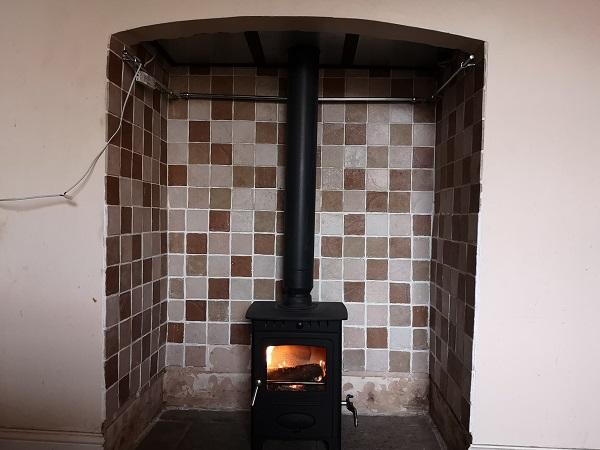 Multi fuel stove installers in Westonzoyland, Bridgwater, Somerset.