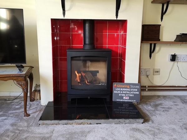 Wood burning stoves in Yeovil, Somerset.