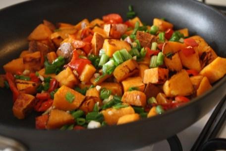 potato hash recipe