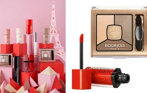 Paris Poppy Chic - kolekcja Bourjois na wiosnę 2017