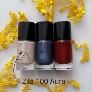 Lakiery marki ZIla - 100 Aura, Blue Jeans, Rodo