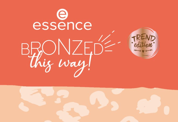 Essence BRONZED this way! collectie