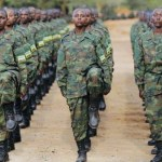 General Paul Kagame's is recruiting child soldiers into his armed forces.