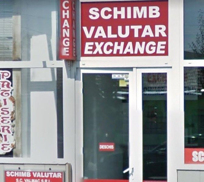 piața de schimb valutar