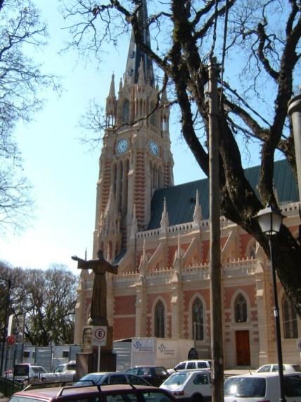 A church in Argentina.