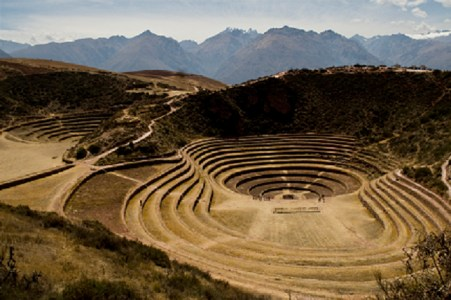 Valle Sagrado-Moray