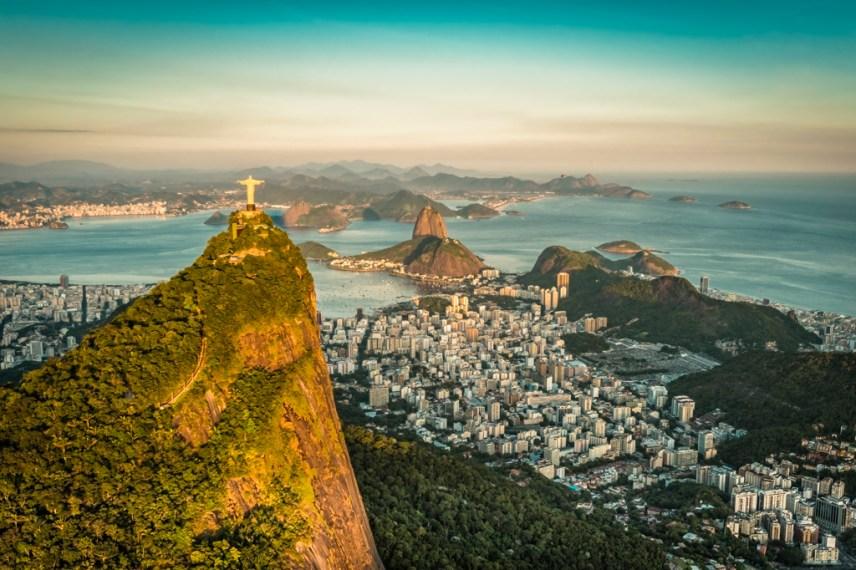 Rio de Janeiro with Sugarloaf