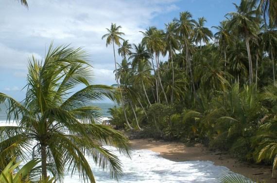 Corcovado Beach in Costa Rica.