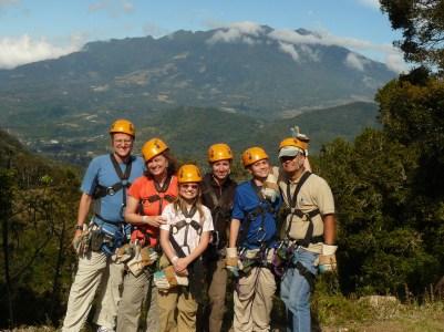 Chiriqui highlands