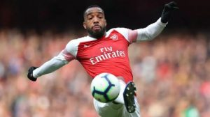 Atletico Madrid Ready To Do Lemar-Lacazette Swap Deal With Arsenal