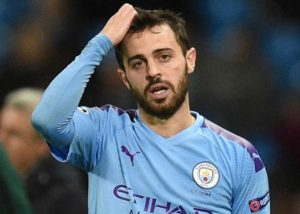 Manchester City Have Been A 'Huge Disappointment' In The Premier League – Bernardo Silva
