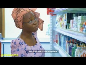 Comedy Video: Taaooma – Shopping With mom