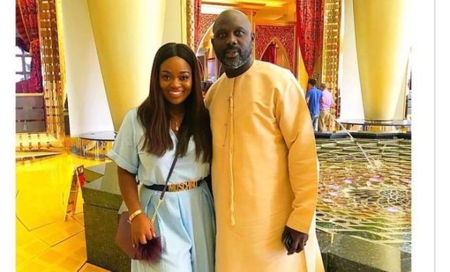 Jackie Appiah discloses being pregnant for president George Weah