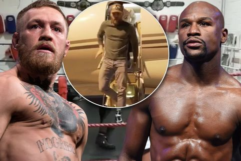 Floyd Mayweather vs Conor McGregor £500m Megafight confirmed for August 26