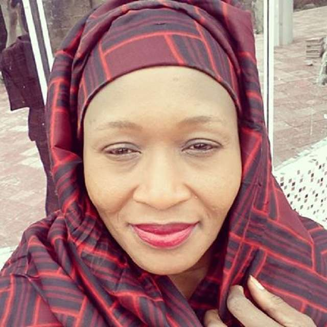 Kemi Olunloyo says she is now a born again Christian married to Jesus