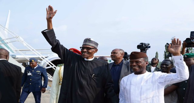 Nigeria out of recession, economy, National Red Lines, President Buhari, speech