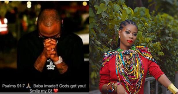 soph 231x410 tile - Davido's Baby Mama, Sophie Momodu Reaches Out to Him Following Murder Allegation (Photo)