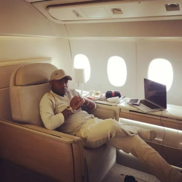 Gist: Davido's father net worth and private jet (Photos) See
