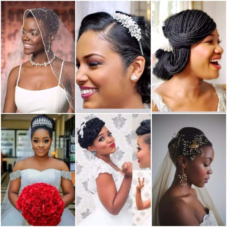 Checkout Best Hairstyles For Nigerian Brides (Photos + Video)