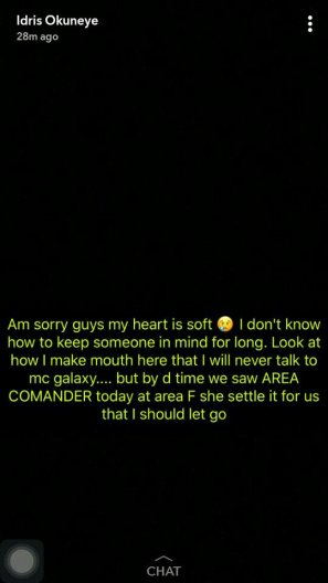MC Galaxy Gave Me Money Tonight, He Knows I'm A Girl –  Bobrisky Gushes