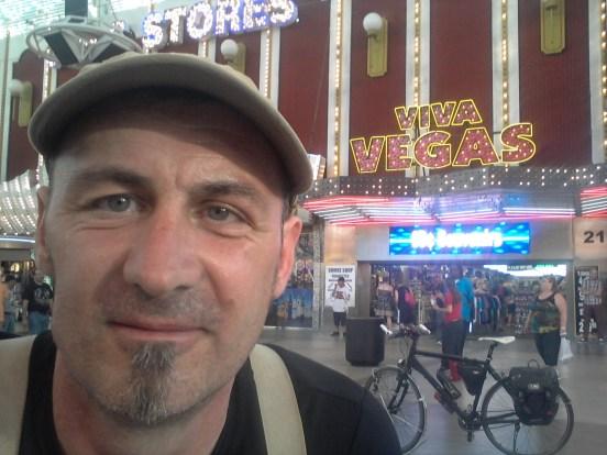 Sven Marx in Las Vegas, Foto: privat