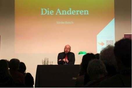 Literararische_Woche_Bremen_Auftakt mit Sönke Busch_© Conny Wischhusen