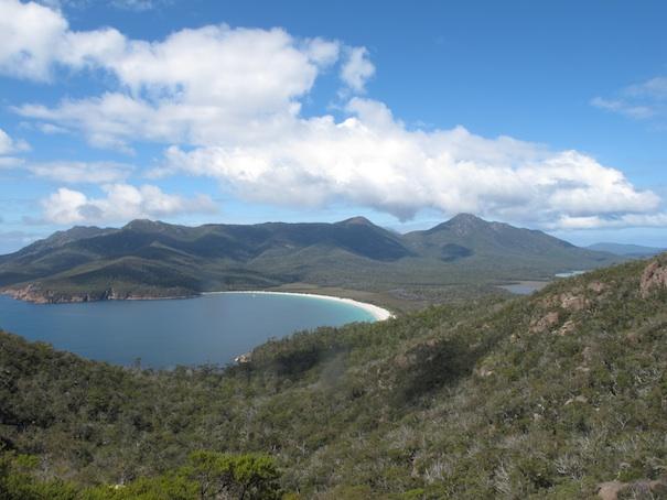 Tasmanien_04_Wineglass Bay_Annica Müllenberg