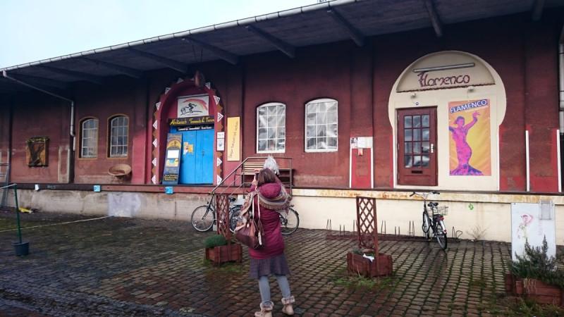 Schöne alte Hallen aus dem 19. Jahrhundert bieten Bremer Künstlern und Bands ein neues Zuhause
