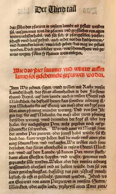 web_Originalurkunde-Reinheitsgebot-1516---Seite-1
