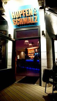 Stullen-Dinner im Hopfen & Schmalz