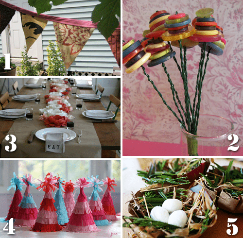 DIY Party Inspiration Board