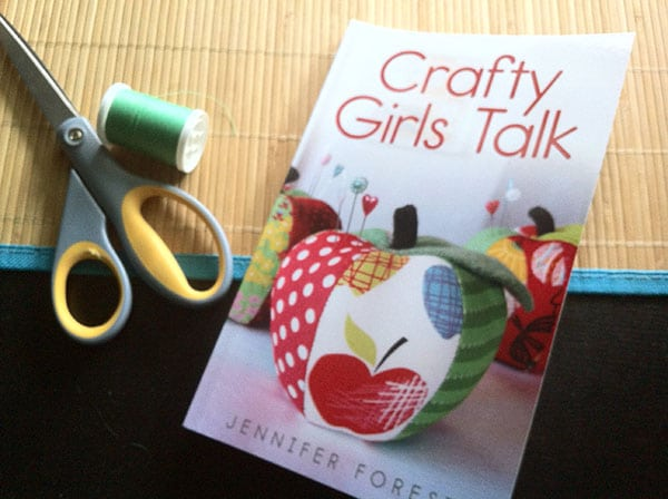 craft book - Crafty Girls Talk