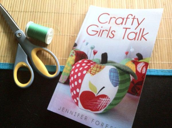 craft book - Crafty Girls Talk