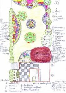 Rosen- und Dahliengarten, Teil 2