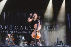Wacken, Heavy Metal, Festival, Apocalyptica, 2017, Open Air