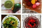 Fotos von gesundem Essen