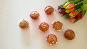 Foto von den Bananenmuffins