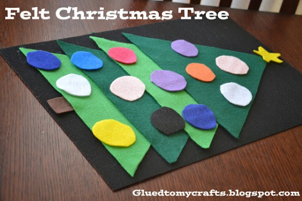 Stained Glass Ornaments - Top 20 Winter Themed Toddler Craft Collection