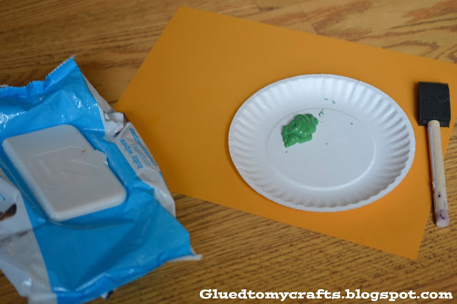 Pumpkin Gift Bags {Craft}