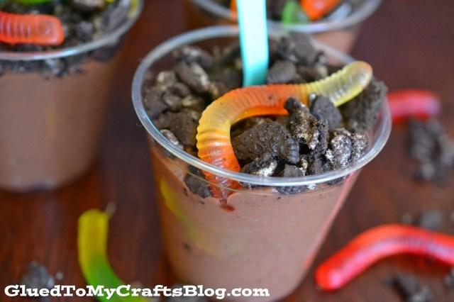 Dirt Pudding {Recipe}